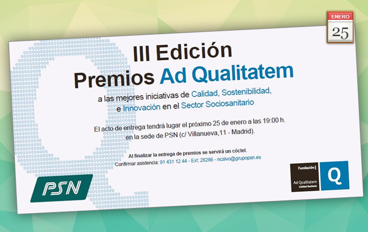 III Edición Premios Ad Qualitatem