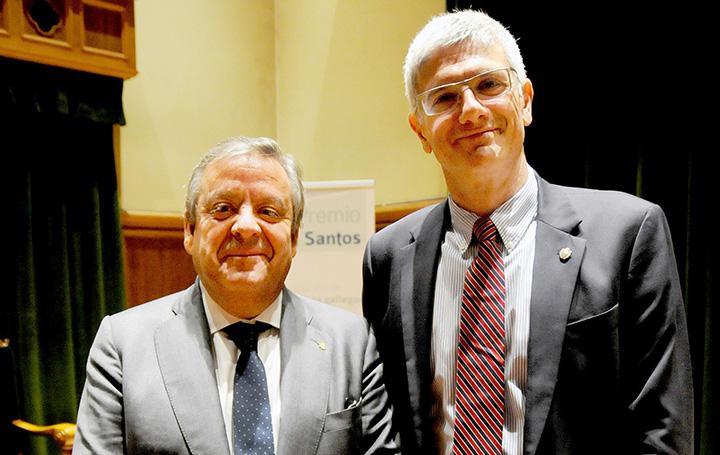Julio Ancochea y Bartolomé Burguera