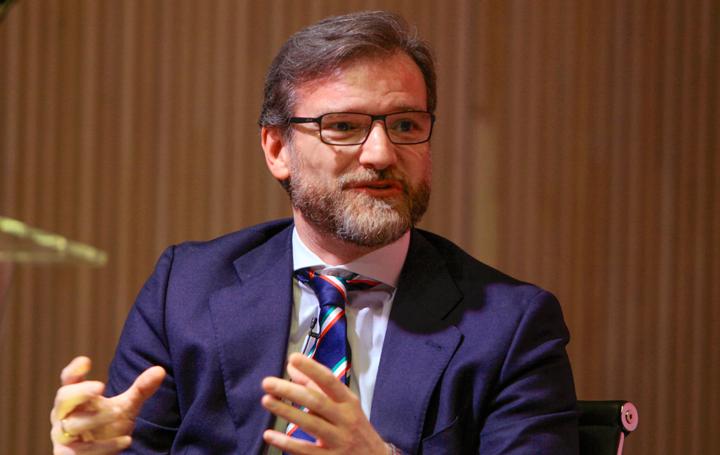 Luis Cordero, director de Relaciones Institucionales y Acceso al Mercado de AstraZeneca