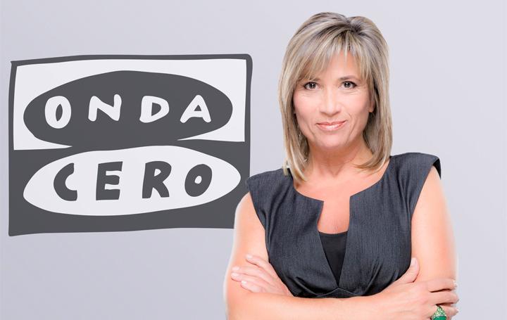 "Imagen promocional del programa de Julia Otero ""Julia en la Onda"""