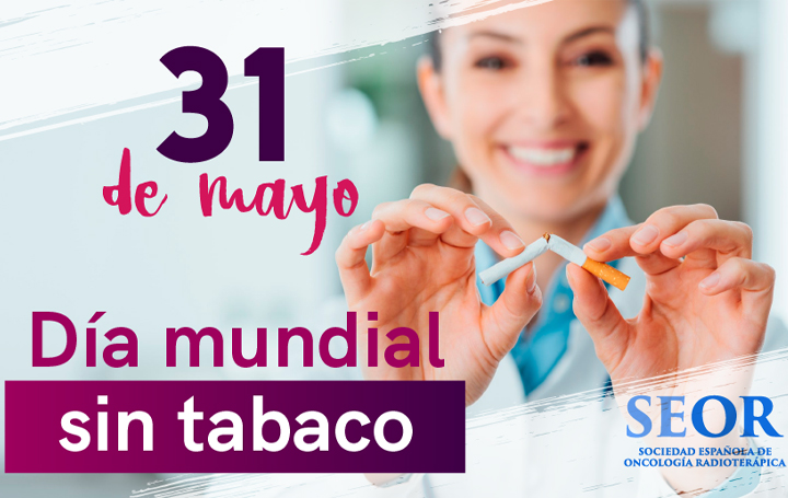 31 de mayo, Día Mundial Sin Tabaco