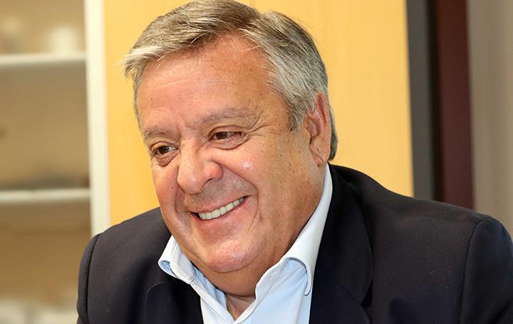 Julio Ancochea, presidente de Asomega y nuevo consejero de PSN