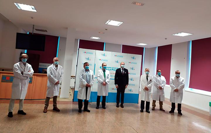 Presentación de resultados del estudio clínico Aplicov-PC con Aplidin (plitidepsina)