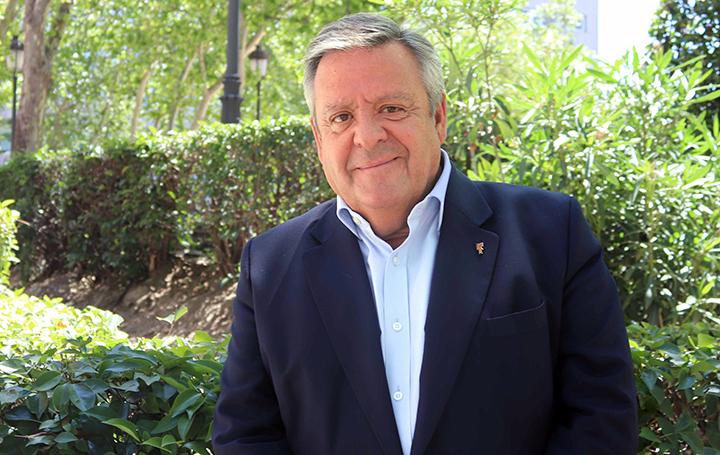 Julio Ancochea, presidente de Asomega, en el Best Doctors Spain de Forbes