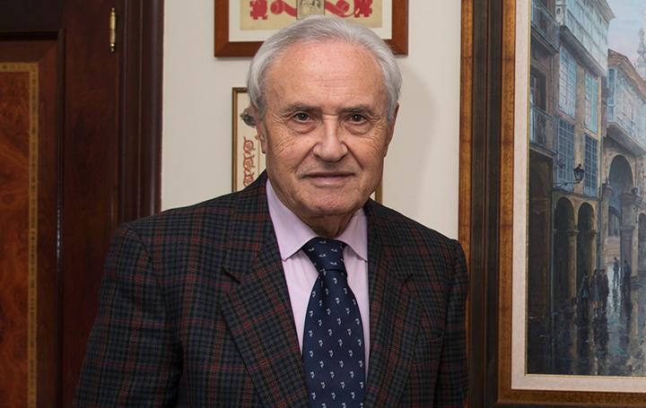 José Ramón Ónega en la Casa de Galicia