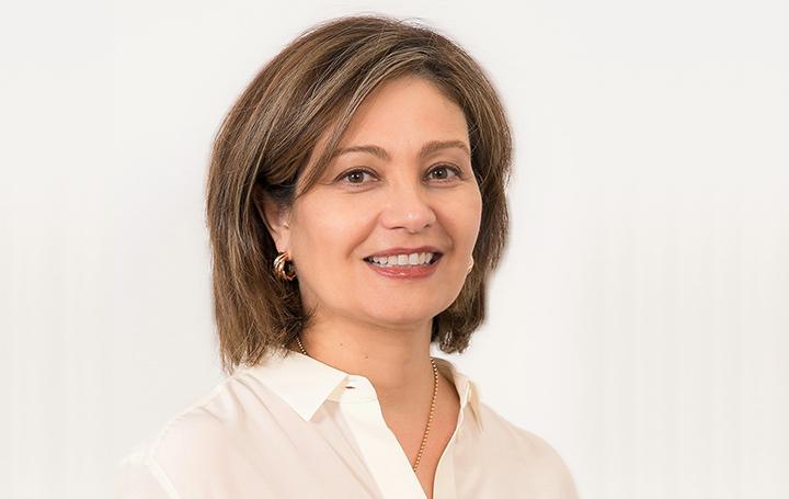 Inmaculada Ramos, vicepresidenta de Asomega