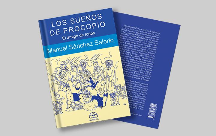 Portada del libro de Manuel Sánchez Salorio