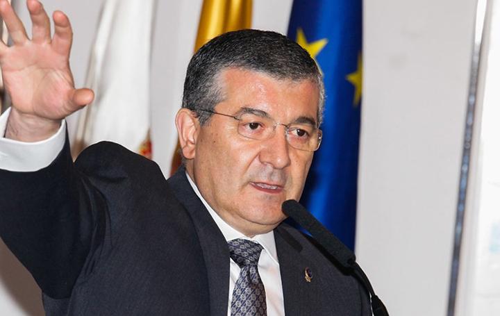 Rafael López participó en el acto de conmemoración del 25º aniversario de Asomega