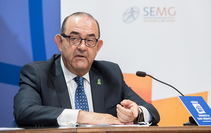 Antonio Fernández-Pro, presidente de SEMG.
