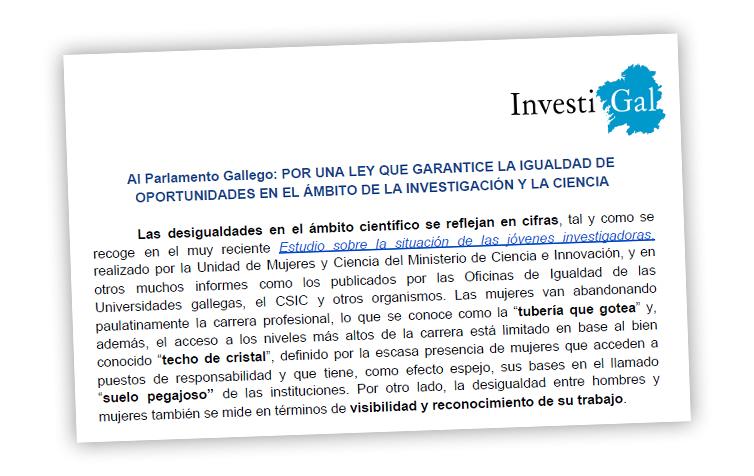 Imagen del manifiesto de InvestiGal