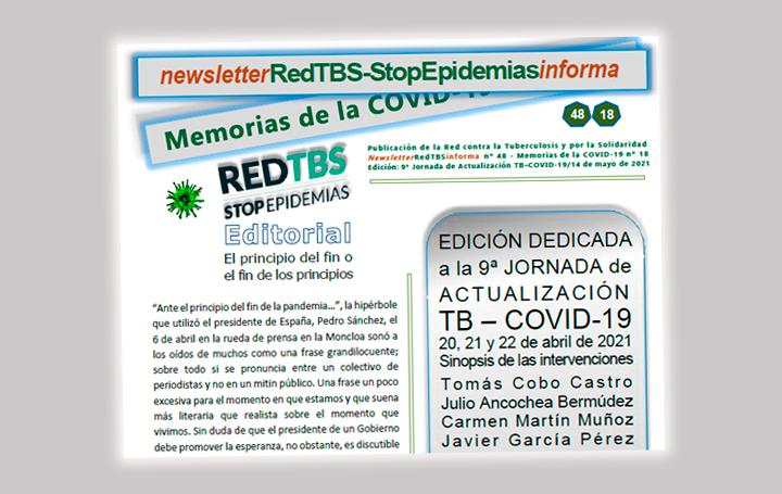 Newsletter RedTBS-Stop Epidemias