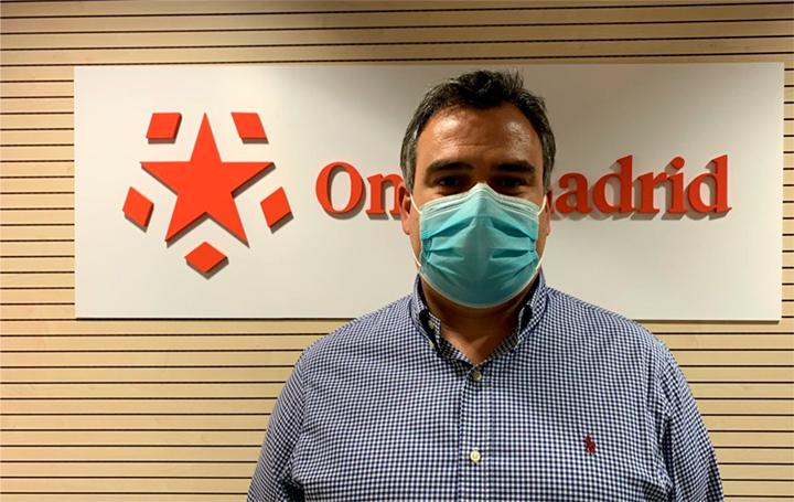 Felipe Couñago tras la entrevista en Fórmula Salud.