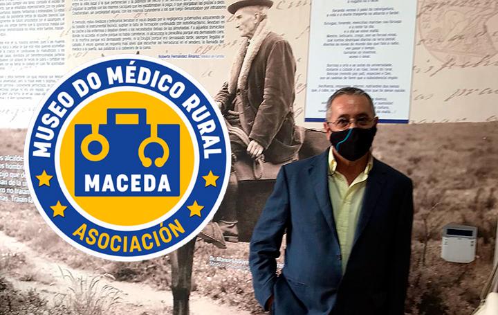 El doctor José Manuel Lage, promotor del Museo
