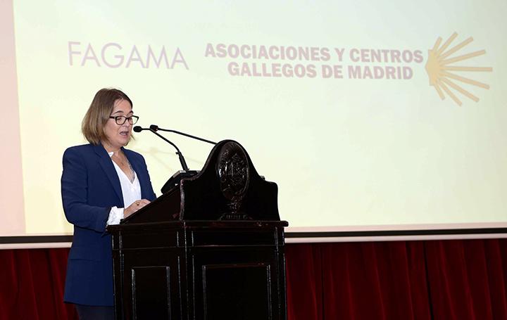 Marta Rivera de la Cruz, consejera de Cultura, Turismo y Deporte de la Comunidad de Madrid